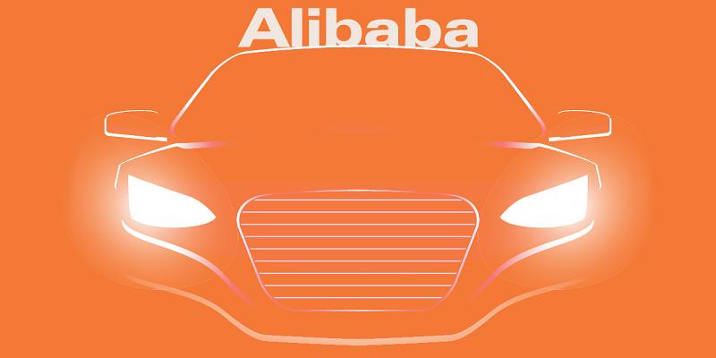 В апреле мир увидит китайский умный автомобиль от Alibaba
